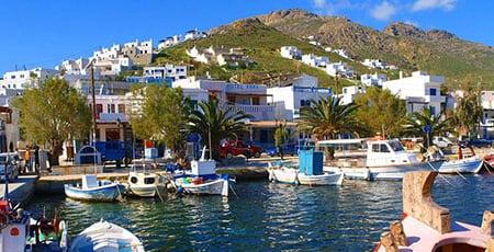 Греция: остров Серифос