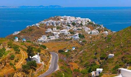 Греция, Сифнос: достопримечательности