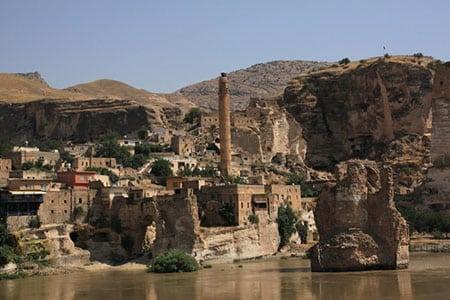 Хасанкейф, Турция: все о деревне