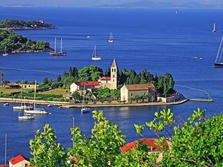 Хорватия - остров Вис