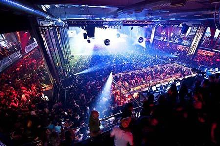 Испания: бары и клубы Мадрида