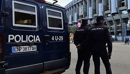 Испания: меры безопасности
