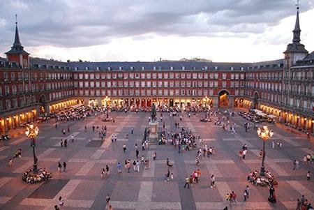 Испания: развлечения Мадрида