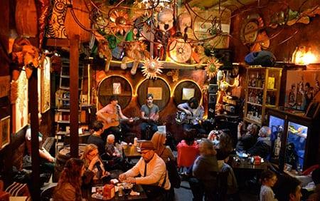 Испанские бары