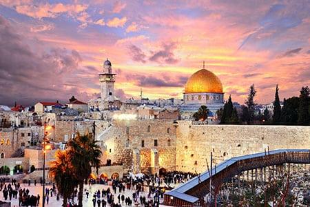 Израиль: общие сведения и история