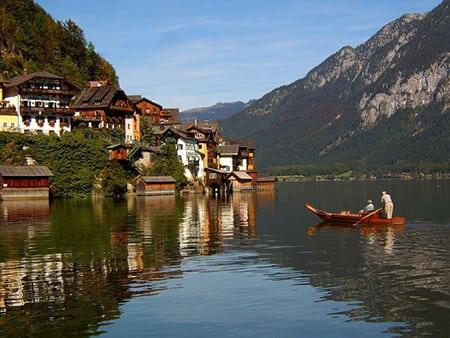 Куда поехать отдыхать осенью? Австрия: курорты и озера!