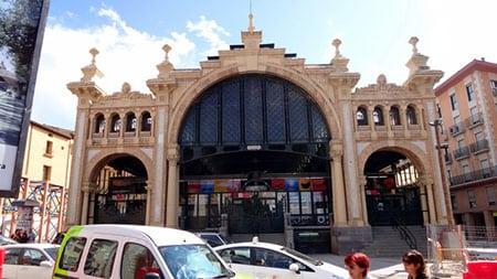 Магазины и рынки Сарагосы