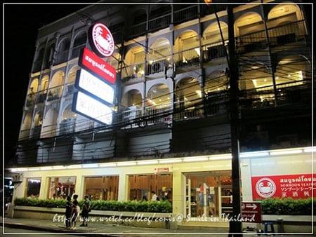 Магазины Тайланда