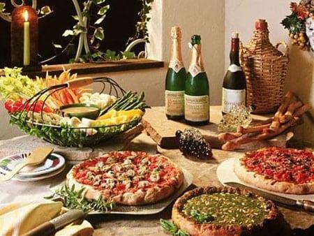 Местная кухня Генуи