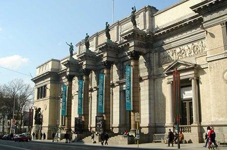 Музеи и галереи Брюсселя