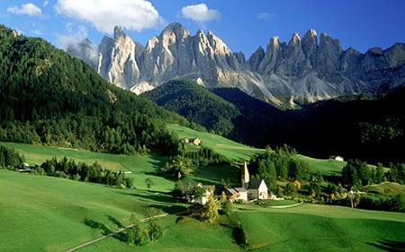 Национальные парки Италии