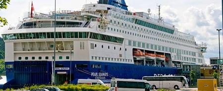 Норвегия: транспорт