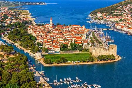 Отдых и туризм в Хорватии