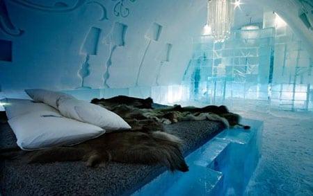 Отель Ice Hotel, Швеция