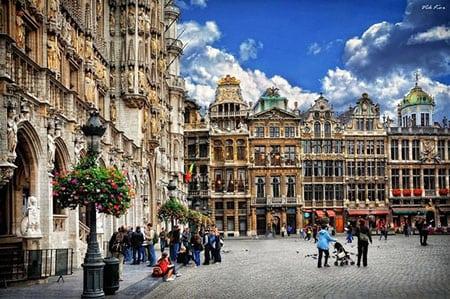 Районы Брюсселя