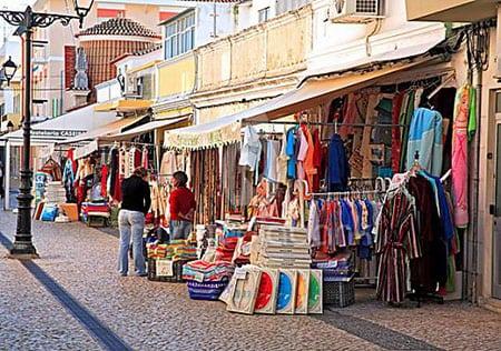 Развлечения и шоппинг в Португалии
