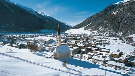 Швейцария: курорты Цернец и Цуоц