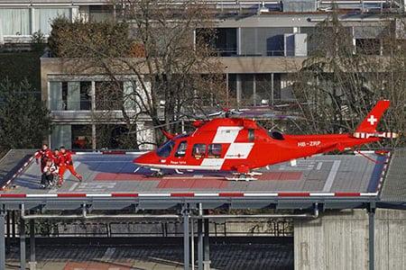 Швейцария: меры предосторожности
