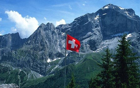 Швейцария: средства связи