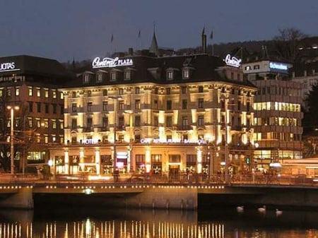 Швейцария, Цюрих: отели и гостиницы
