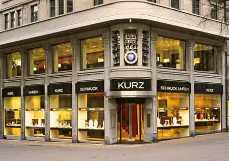 Швейцария, Цюрих: покупки