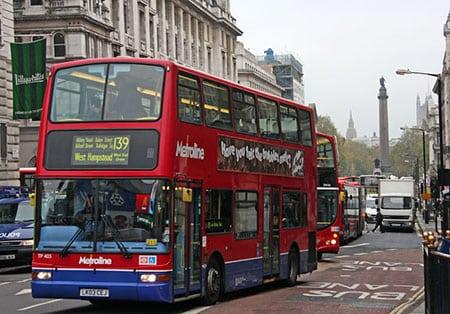 Система городского транспорта Лондона