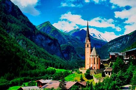 Средства связи в Австрии