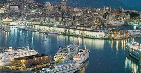Транспортная система Генуи