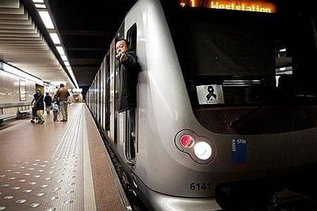 Транспортная система в Брюсселе