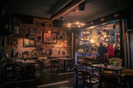 Турку: кафе, бары, пабы
