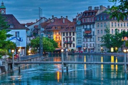 Учеба и работа в Швейцарии