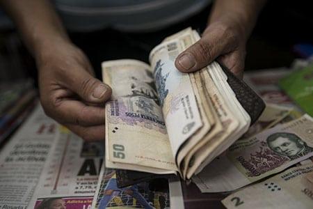 Валюта Аргентины. Возможные расходы