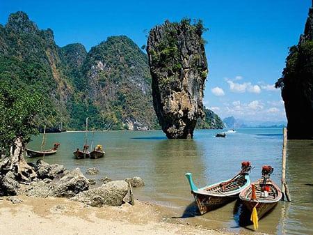 Знаменитые и неизведанные места Тайланда