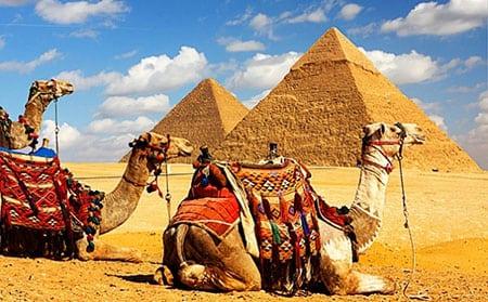 Египет общая информация