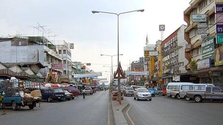 Таиланд, Аюттая: как добраться