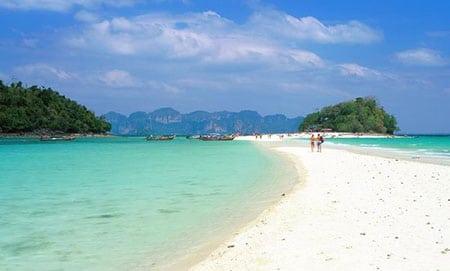 Таиланд: острова Ко Ланта