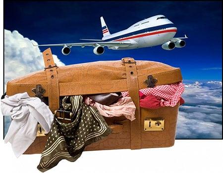 О том, чего брать не стоит в путешествие