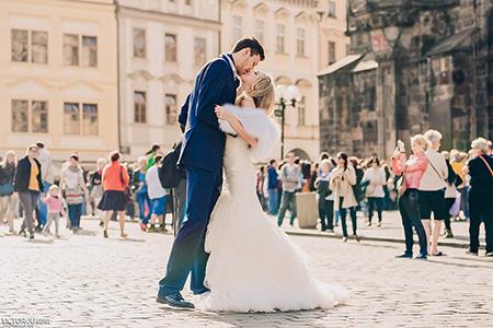 Свадьба в Чехии — романтичный праздник любви