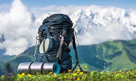Готовим туристический рюкзак