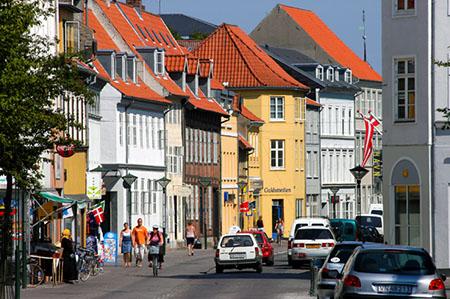 Туры в Оденсе, Дания