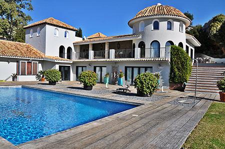 Виллы в Испании