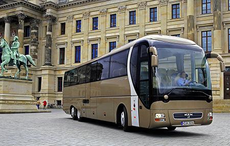 Туроператоры автобусных туров по Европе