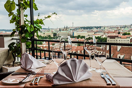Лучшие рестораны Чехии