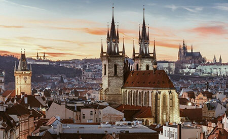 Чешская республика общая информация