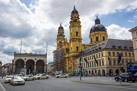 Город тишины и покоя: Мюнхен
