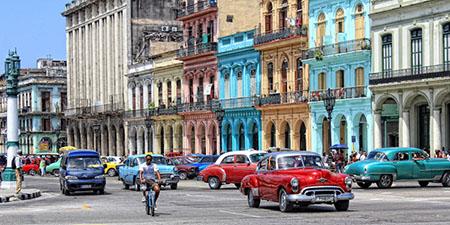 Гавана, столица Кубы