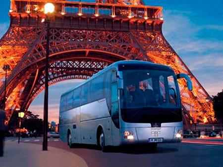 Автобусные туры в Германию