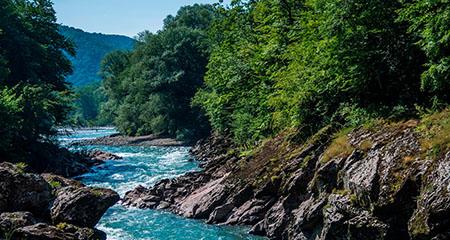 Адыгея: очарование горной природы