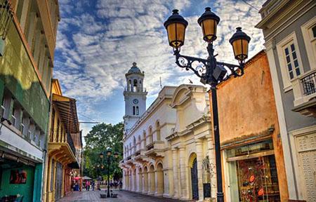 Восхитительный и загадочный город Санто-Доминго